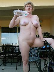 Chubby short naked moms